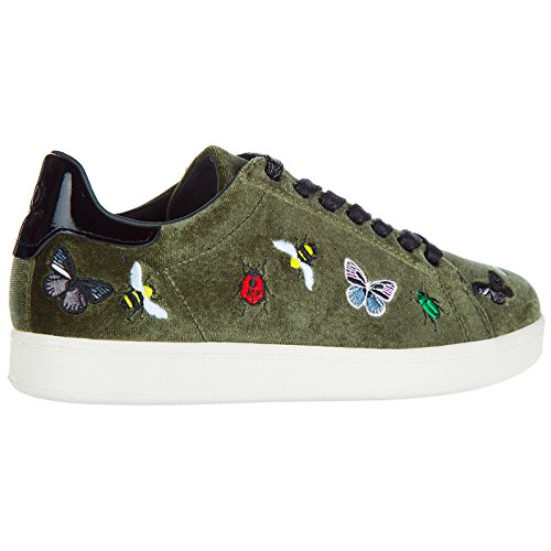 Vert Baskets Chaussures Femme Arts Master of Sneakers MOA wIqC088