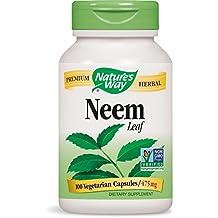 Nature's Way Neem Leaf 475 mg, 100 Vcaps