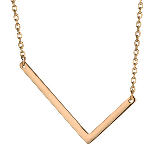 Jimmybaby Stainless Steel Gold Necklace L Jewelrys Name 18k Plated Color