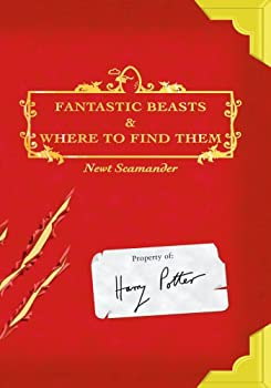 Fantastic Beasts and Where to Find Them 0747554668 Book Cover
