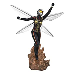 """419cFgMnLoL. SS300 DIAMOND SELECT TOYS Marvel Gallery: Ant-Man & The Wasp: PVC Diorama Figure, 9"""""""