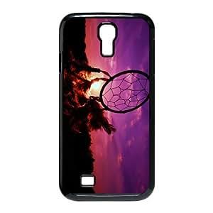 Custom Dream Catcher Design Plastic Case for Samsung Galaxy S4