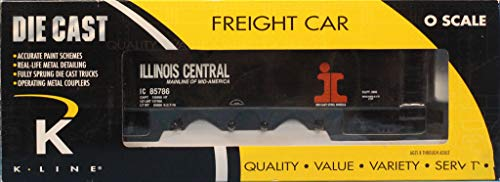 K-Line O Scale O27 Illinois Central #IC85786 Mid-America Hopper Car ()