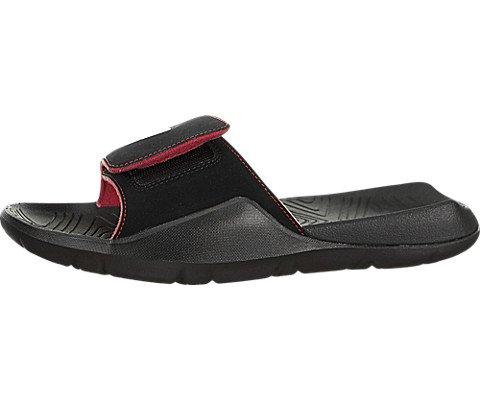85b335b1adbadd Galleon - Jordan AA2517-003  Men s Black Black-Varsity Jordan Hydro 7 Retro  Premium Slides (10 D(M) US Men)