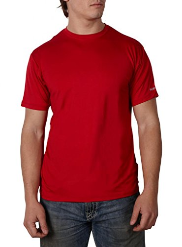 Reebok Dunbrooke Men's Performance T-Shirt Red L