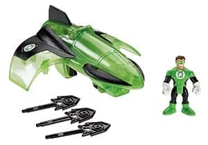 Fisher-Price Imaginext DC Super Friends, Green Lantern Jet