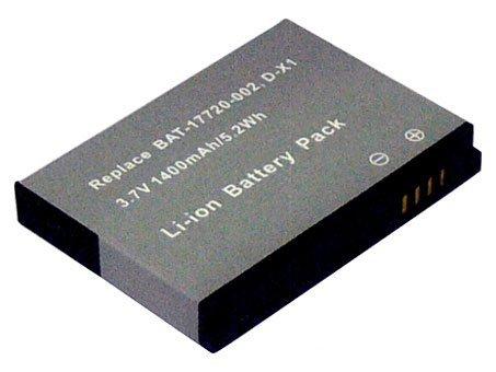 - 3.70V,1400mAh,Li-ion, Hi-quality Replacement Pocket PC Battery for BLACKBERRY 8900 Curve, 9500 Storm, 9520 Storm2, 9530 Storm, 9550 Storm2, RBW71CW, RBZ41GW, RCC51UW, Tour 9630, Compatible Part Numbers: BAT-17720-002, D-X1