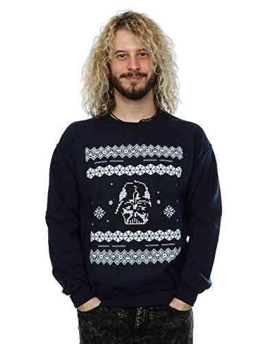 Star Wars Christmas Darth Sweatshirt