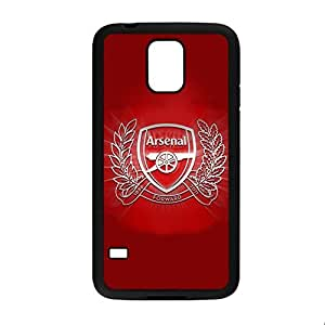Generic Unique Back Phone Case For Women Printing With Arsenal For Samsung Galaxy S5 Choose Design 13