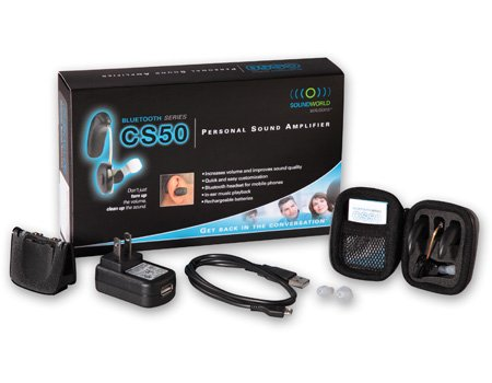 CS50+ Personal Sound Amplifier RIGHT EAR