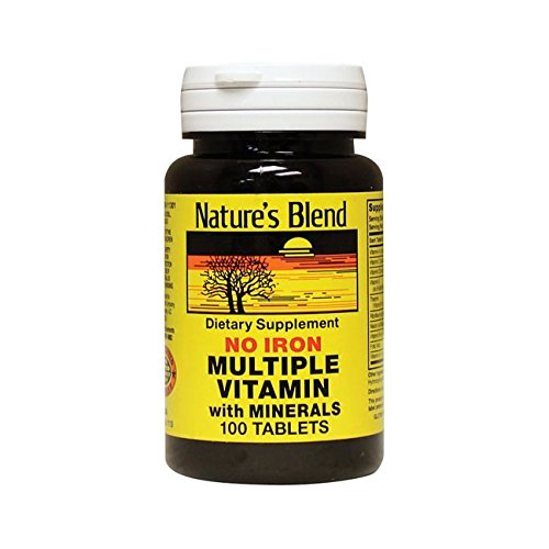 The Best Nature Blend Multiple Vitamins