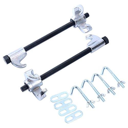 8MILELAKE Heavy Duty Coil Spring Strut Compressor Tool Spring Compressor Remover Installer Suspension Tool
