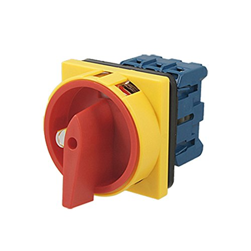 uxcell On/Off Rotary Cam Load Circuit Breaker Switch (Circuit Breaker Cam)