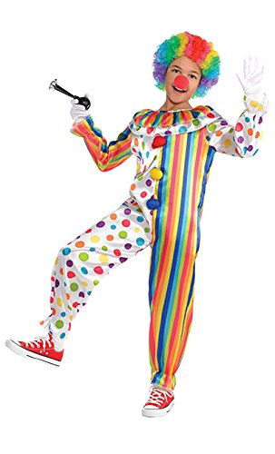 Child Clown Jumpsuit]()