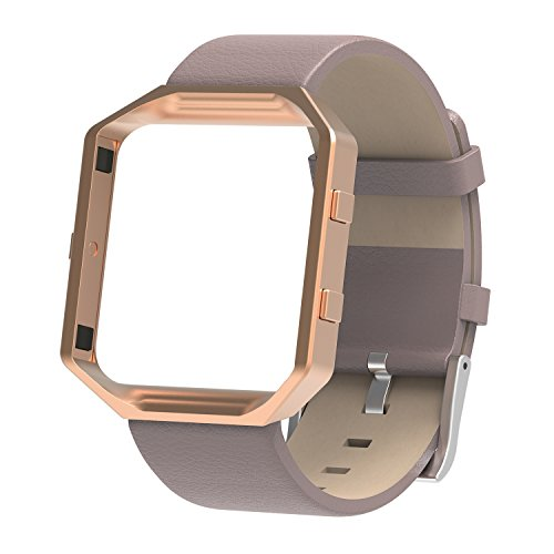 Henoda Fitbit Blaze Leather Fitness product image