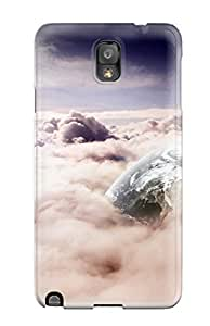 Awesome Star Trek World Flip Case With Fashion Design For Galaxy Note 3