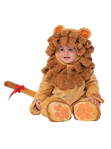 Rubie's Lil'Lion Infant/Toddler Costume White