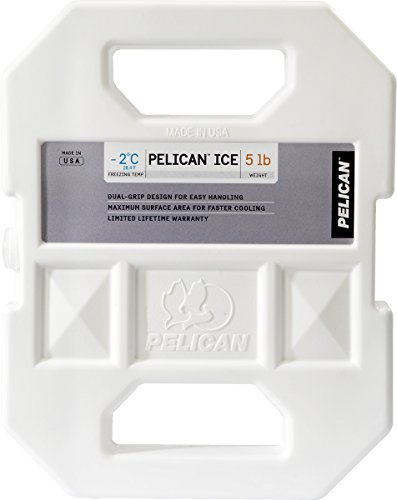 Pelican Cooler 5lb Ice Pack – (White)