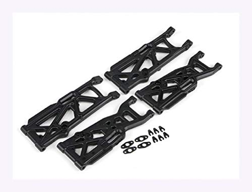 HomyDelight Front/Rear Lower susp.arms Set - Basher Sabertooth 1/8 Scale Truggy (4pcs)