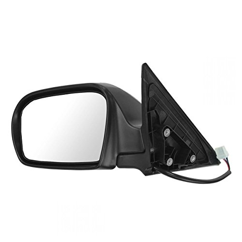 - Mirror Power Heated Textured LH Left Driver Side for Subaru Impreza Outback WRX