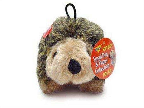 Booda Corporation (Aspen) DAP07544 Soft Bite Toy, Hedgehog, Small, My Pet Supplies