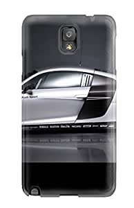 Top Quality Durability Case For Galaxy Note 3(audi R8 Lms 17)