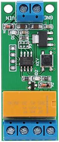 Motoromkeerpolariteitsmodule DC 56912V tijd instelbaar vertragingsrelais 2A aandrijfstroomregelaar controller