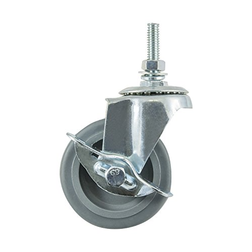 Houseables Caster Wheels Casters Set Of 4 3 Inch