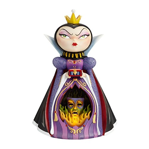 The World of Miss Mindy Evil Queen Stone Resin -