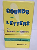 img - for Sounds and Letter Cards for Phoneme Awareness Drills for Teachers and Speech-Language Pathologists book / textbook / text book
