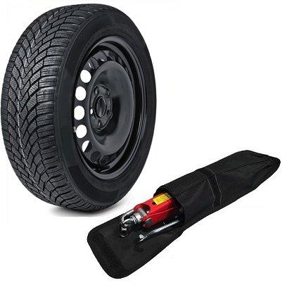 pneu 185//60R15 Roue de secours et kit doutils pour Seat Ibiza