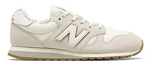 不毛士気場合(ニューバランス) New Balance 靴?シューズ レディースライフスタイル 520 70s Running White ホワイト US 8 (25cm)