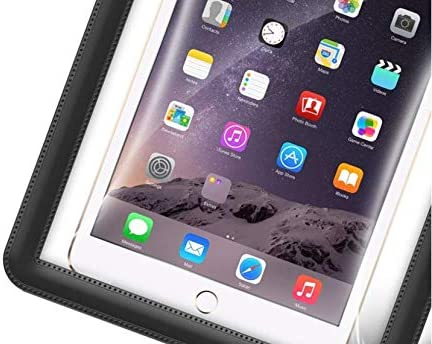 Mini 2//4//5 Huawei Xiaomi,Negro//Transparente Tab S3//S2 Air 2//3 Yokata Funda Bolsa Impermeable Tablets IPX8 Universal Waterproof hasta 12.9 para iPad 2//3//4 Samsung Galaxy Tab 5//4//3 Pro 11//12.9