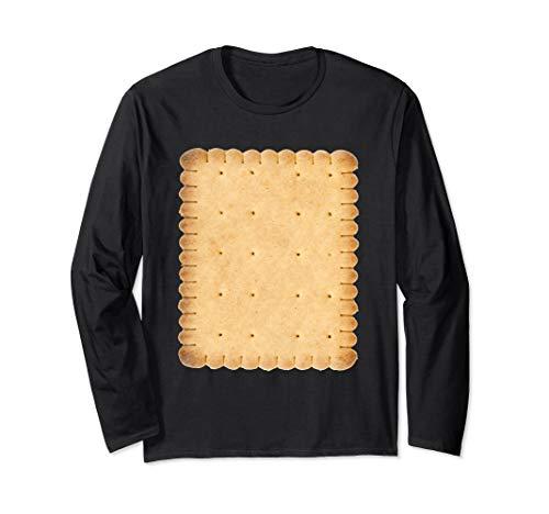 Smores Cracker Halloween Costume Long Sleeve