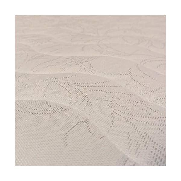 Baldiflex Easy Materasso, in Memory Water Foam, Cotone Ortopedico, Poliuretano, Bianco, 140 x 190 x 18 cm 7 spesavip