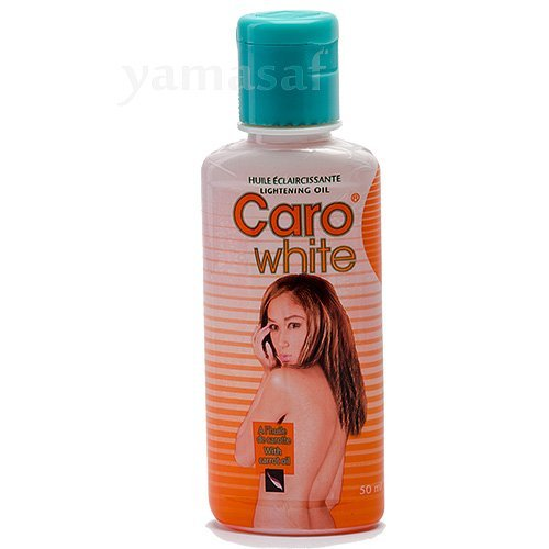 Caro White Small Oil by Thierry Mugler (Oil Thierry Bath Mugler)