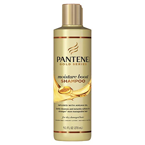 Pantene Pro-V Gold Series Sulfate Free Shampoo and Conditioner Set