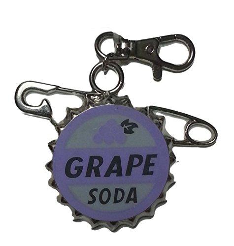 Disney Pin - Lanyard Medal - Up Grape Soda