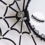 Halloween Headband Spider Hair Hoops Accessories