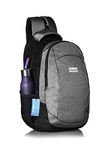 DEVAGABOND 32 Ltrs Grey Laptop Backpack  Tria_2_Grey