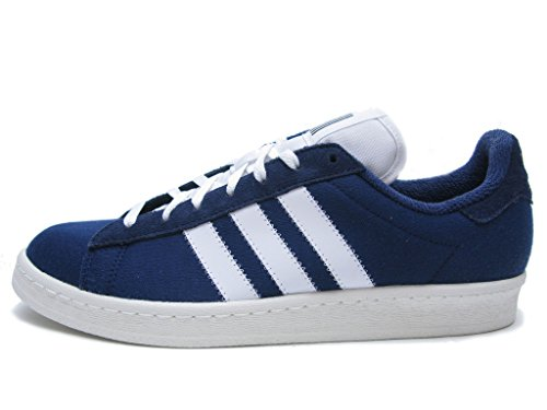 Adidas Bw Campus 80'erne Mørk Blå / Hvid tuToSjU
