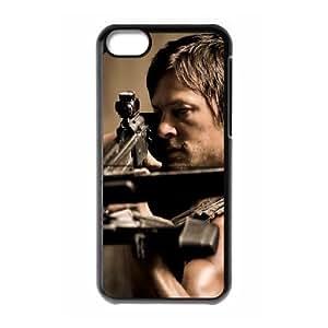 Stylish Case for Iphone 5C - The Walking Dead ( WKK-R-331272 )
