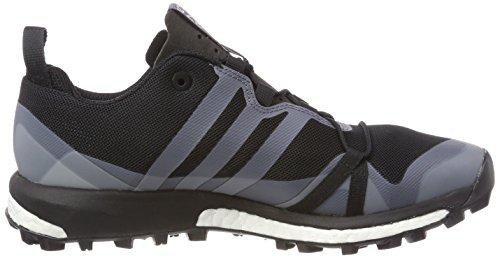 Scarpe Adidas Da Donna Terrex Agravic Gtx W Nero (nero Negbas / Negbas / Ftwbla)