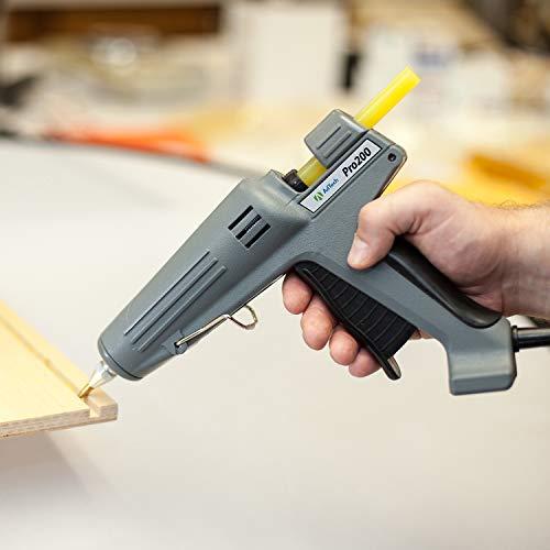 AdTech 0189 Pro 200 Industrial Hot Glue Gun, Full Size Heavy...