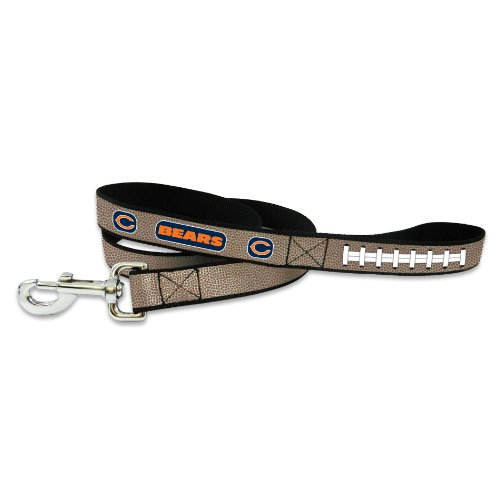 (NFL Chicago Bears Reflective Football Leash, Small)