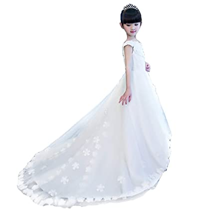 701ef31f6cee8 Jian E-& Performance Costume - Children's Evening Dress Princess Dress Tutu Girls  Small Host