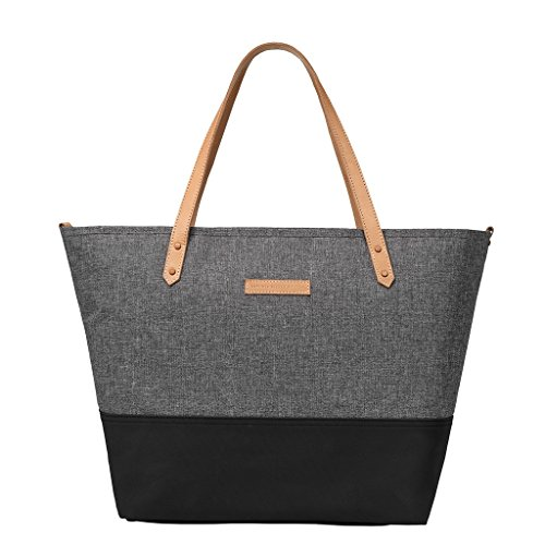 petunia-pickle-bottom-downtown-tote-graphite-black