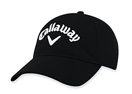 dbdb54f1 Amazon.com: Callaway Golf 2018 Stretch Fitted Hat: Sports & Outdoors