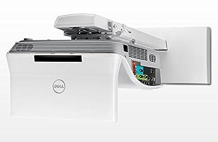 DELL S510 Video - Proyector (3100 lúmenes ANSI, DLP, WXGA ...