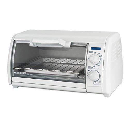 Black & Decker White Classic Toast-R Oven (Black Decker Toast R Oven compare prices)